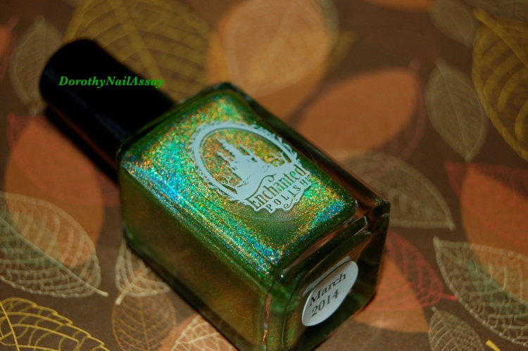 enchanted polish march 14
