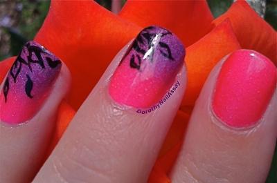 Bubble yummo lilypad lacquer et  Rapunzel clollection princess Fun lacquer