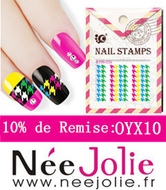 code réduction  sur la boutique Née Jolie, tu as - 10 % et de mon coté quand il est utilisé 5 fois je peux organiser un concours pour toi sponsorisé par la boutique, cool hein?