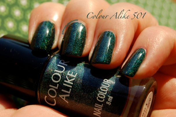 Colour Alike 501 swatch sunlight