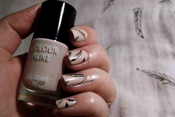 nailstorming habits plumes colour alike 520