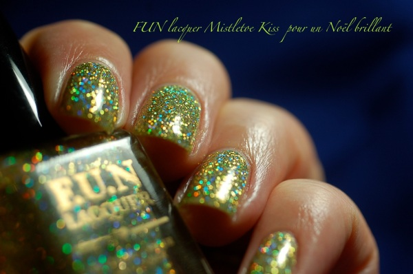 FUN lacquer mistletoe swatch 11