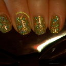 FUN lacquer mistletoe swatch 8