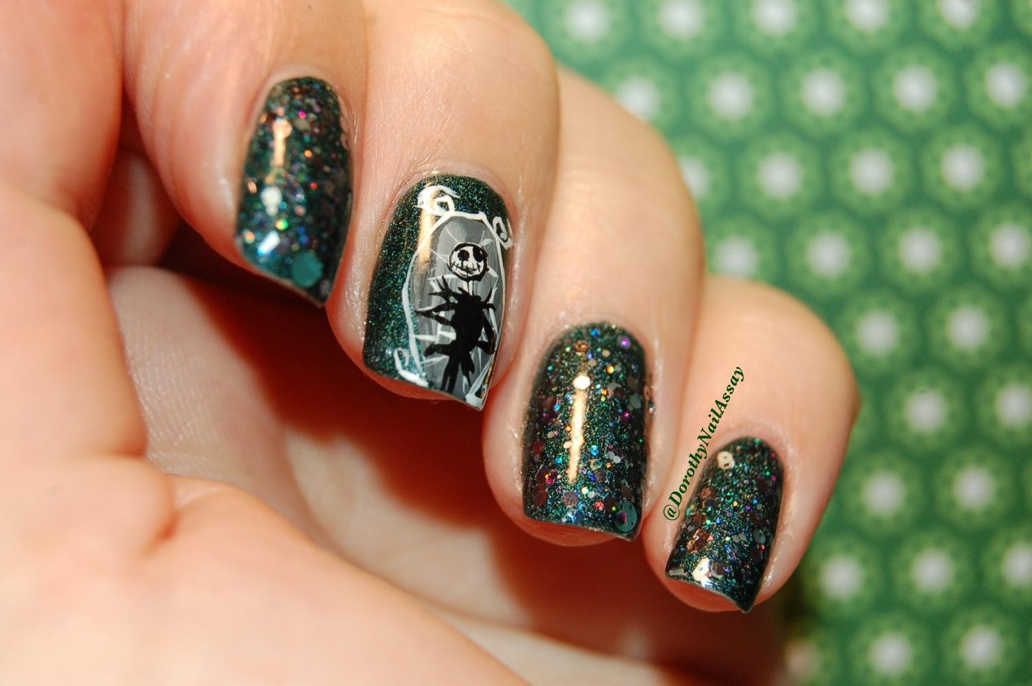 Nail art 501