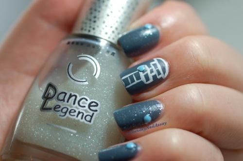 Nail art marelle pour le nailstorming jeux et jouets