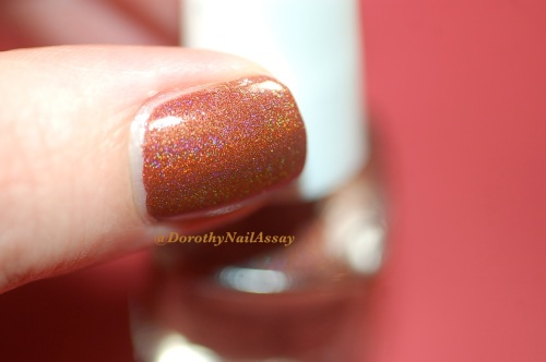 Merida 2,0 princess collection FUN lacquer,  no topcoat!