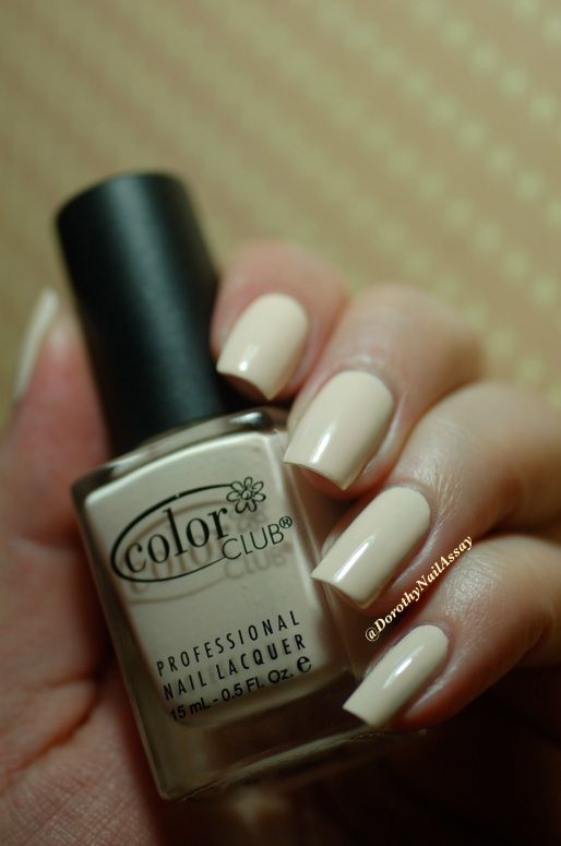 Poetic Hues Color Club swatch, artificial lightening , indoors.
