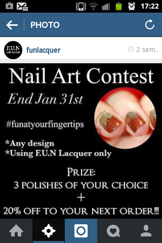 FUN lacquer contest