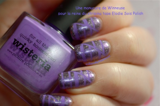 sois polish ELODIE anniversaire striping tape  3