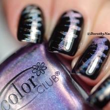 Nail Art fashion week inspired by a nail art NAFW Tanya Taylor