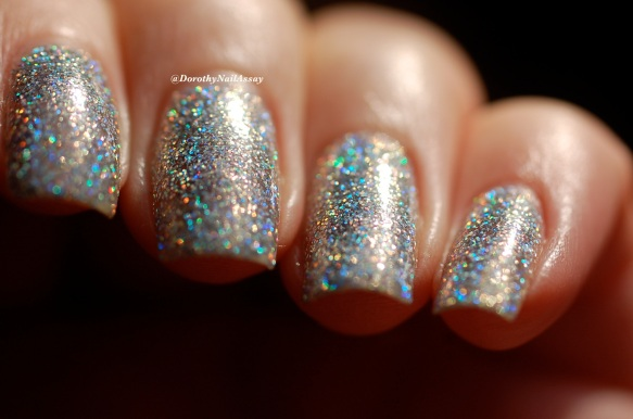 FUN lacquer 24 karat diamond