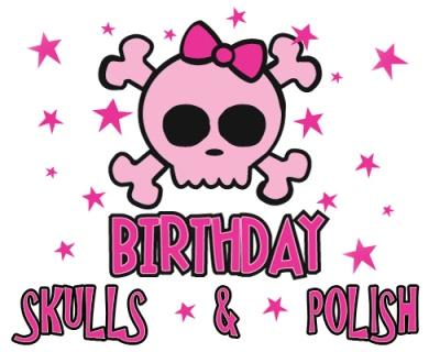 logo complot skulls