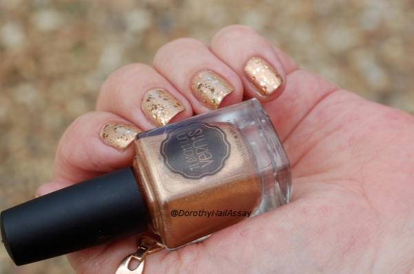 Combo Il Etait Un Vernis: Lunaria +Loaded Lacquer :Moonshine in a Jar