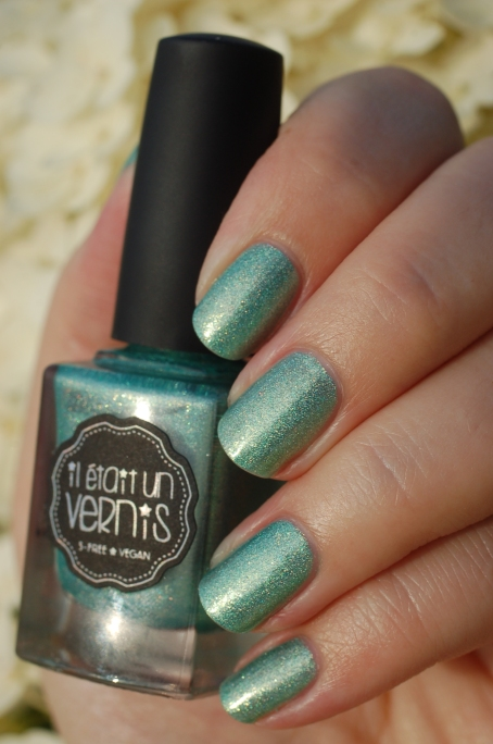 swatch Mint to be yours IEUV