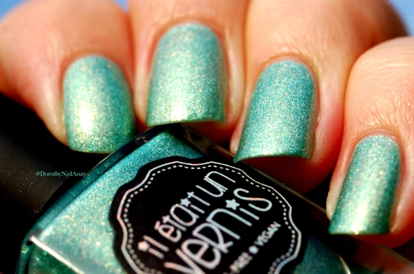 mint to be yours Il Etait Un Vernis sunlight