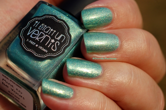 mint to be yours Il Etait Un Vernis