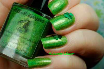 Nail Art Voyage en Irlande