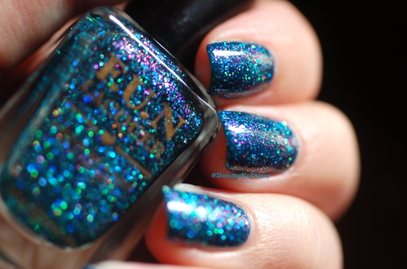 Boho Artist + FUN lacquer LEGEND Limited edition in natural light Wow