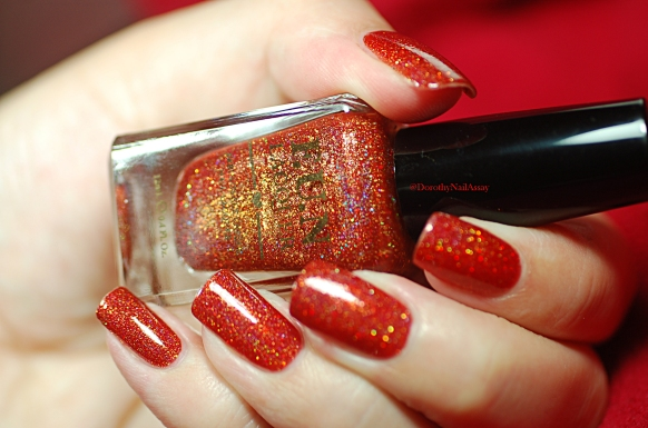 swatch seductive marmelade FUN lacquer 11