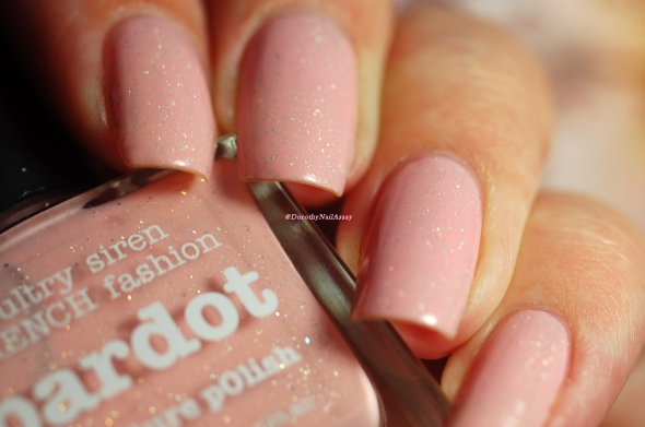 Swatch Bardot Picture Polish artificial light