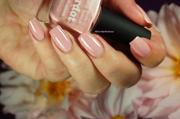 Swatch Bardot Picture Polish natural light