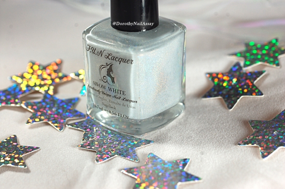 Fun lacquer Snow white