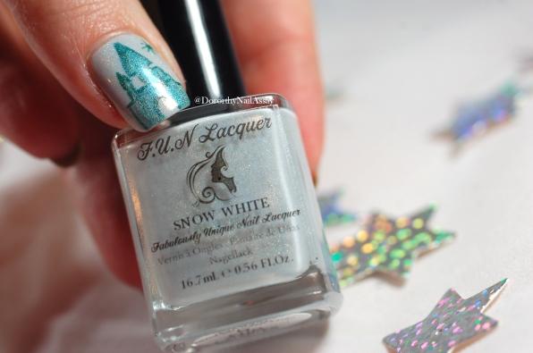 Fun lacquer snow white catle 10