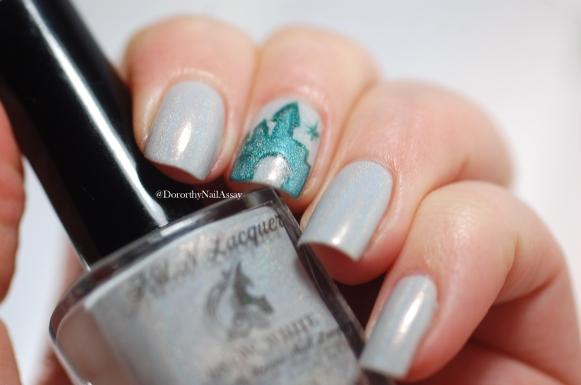 Fun lacquer snow white catle 12