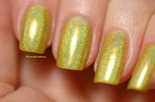 margaritha cocktail swatch FUN lacquer