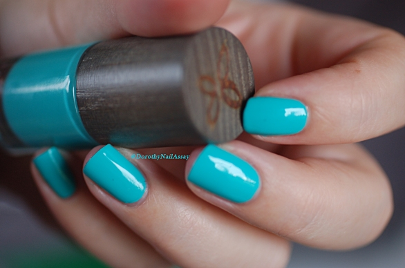 swatch dragonfly BOHO green cosmetiques