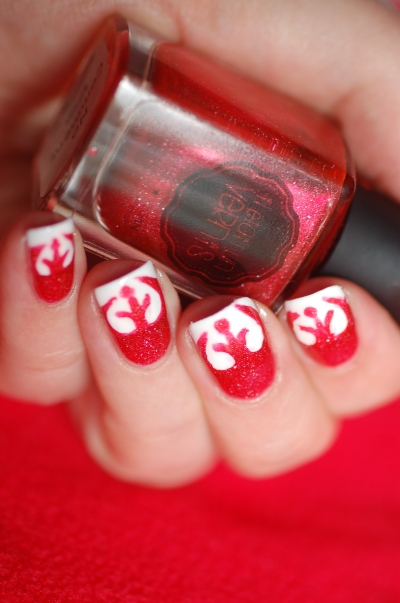 nailstorming nailart May be the 4th with you rebellion symbol
