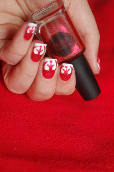 nailstorming nailart May be the 4th with you