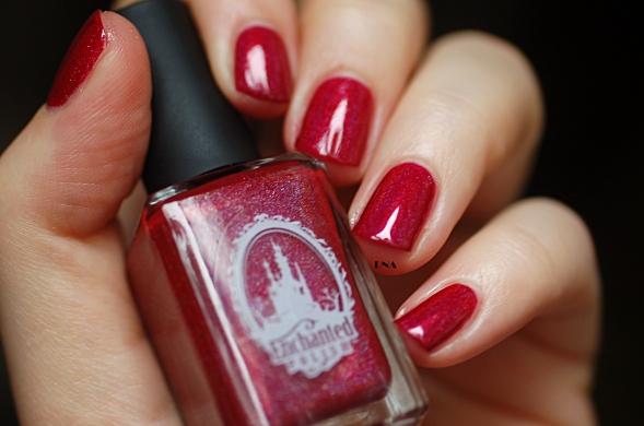 le joli rose rouge cerise Pandore