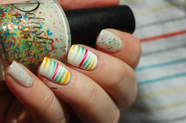 rainbow stipes IEUV 11