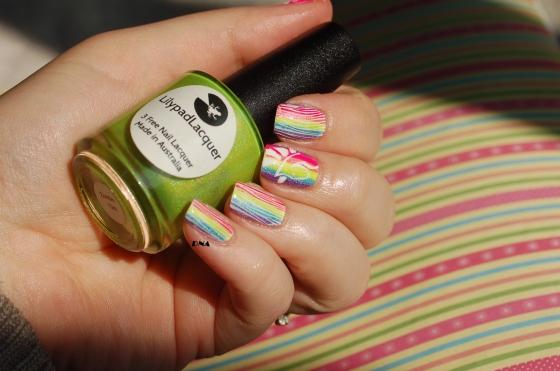 rainbowwww and sun!