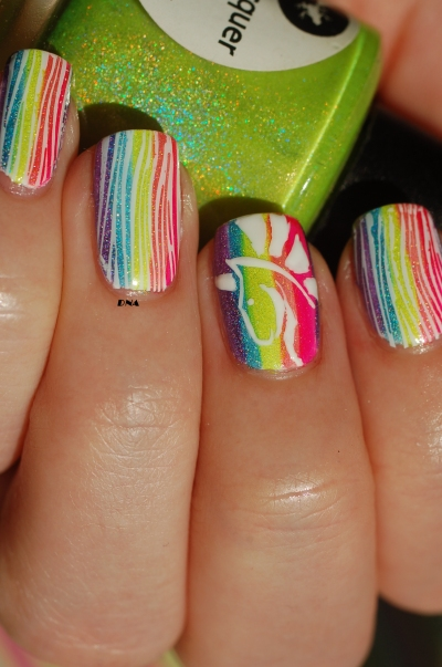 rainbow holoooo unicorn