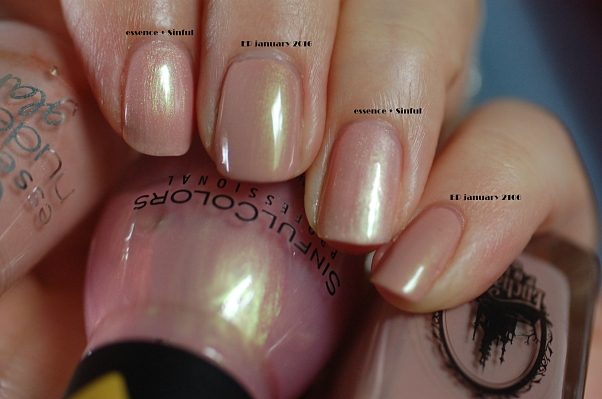 find a dupe to enchanted oplish january 2016