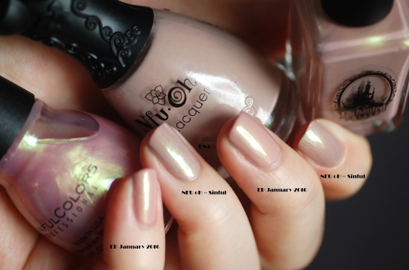 find a dupe to Enchanted Polish january2016