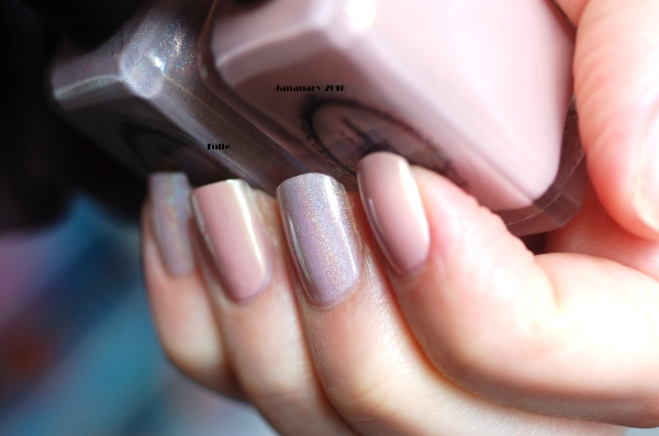 compraison Enchanted Polish Tulle January 2016