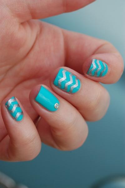 nailstorming saliut l'été pieds et mains nailart