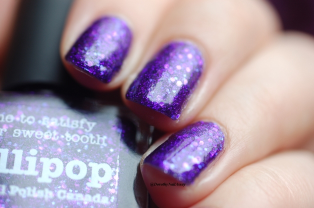 lollipop Picture Polish swatch