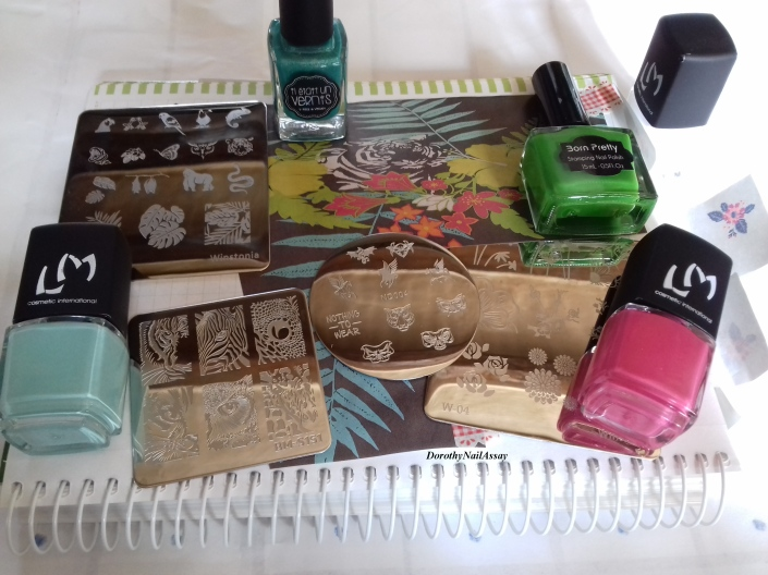 nailstorming jungle