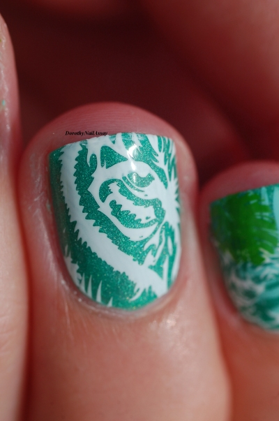 tiger stamping Bundle monster