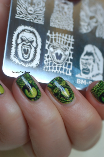 double stamping bundle monste