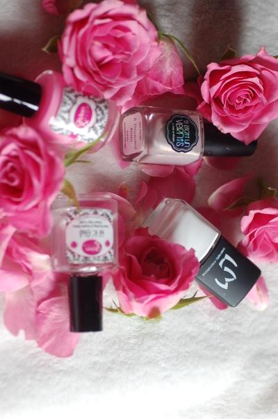 materiel Il etait un Vernis , LM cosmetic, Glisten and Glow