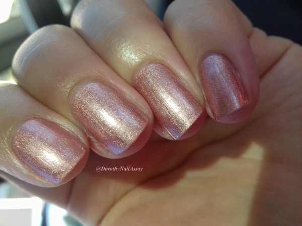 Good as gold Il Etait UN Vernis Swatch