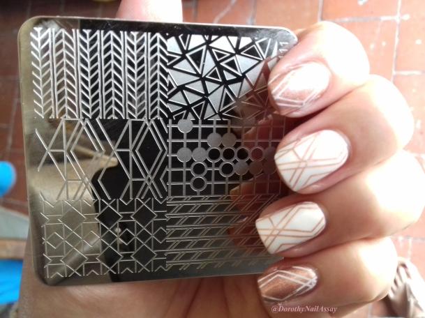 nail art Nicole Diary's