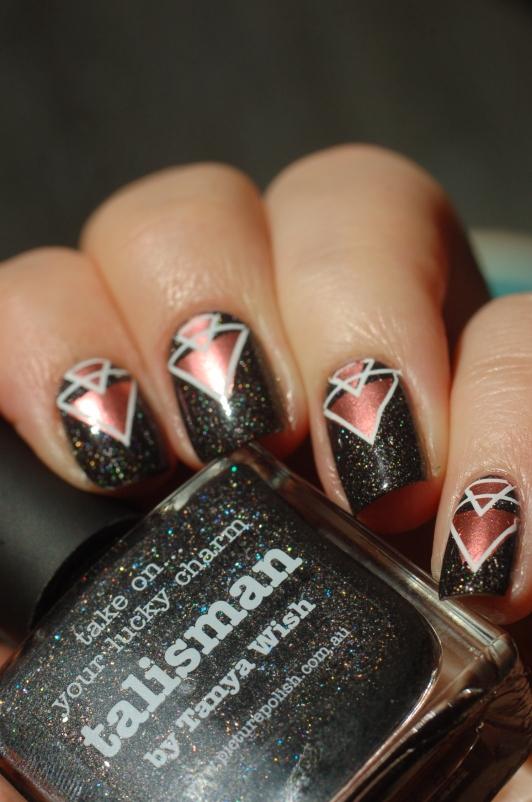 stamping-geometric