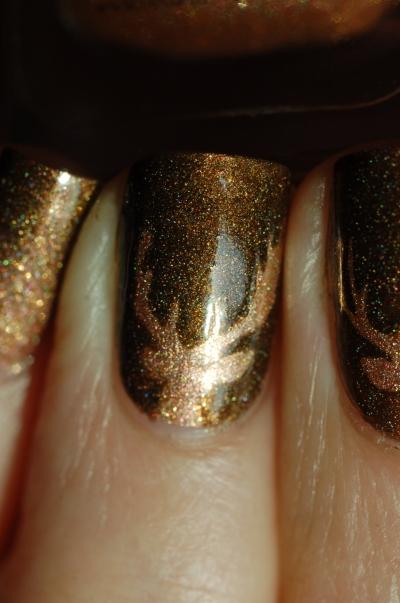 My Kingdom For Glitters stickers-nail-art