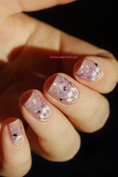 5 Nails Challenge